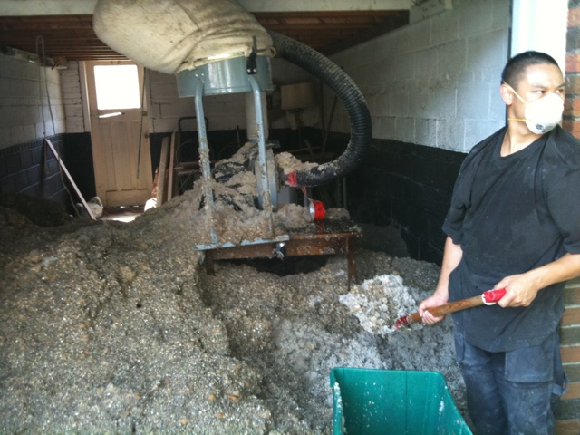 Ceci Contracting 187 Blog Archive 187 Vermiculite Insulation